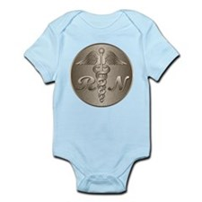 RN Caduceus Infant Bodysuit