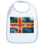 Aland Flag Bib