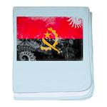 Angola Flag baby blanket