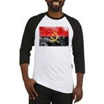Angola Flag Baseball Jersey