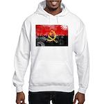 Angola Flag Hooded Sweatshirt