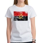Angola Flag Women's T-Shirt