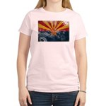 Arizona Flag Women's Light T-Shirt