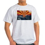 Arizona Flag Light T-Shirt