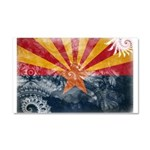Arizona Flag Car Magnet 20 x 12