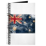 Australia Flag Journal