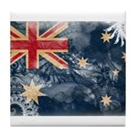 Australia Flag Tile Coaster