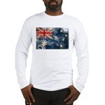 Australia Flag Long Sleeve T-Shirt