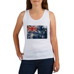 Australia Flag Women's Tank Top