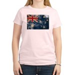 Australia Flag Women's Light T-Shirt