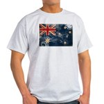 Australia Flag Light T-Shirt