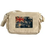 Australia Flag Messenger Bag