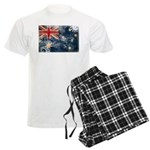 Australia Flag Men's Light Pajamas