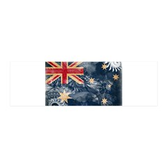 Australia Flag 21x7 Wall Peel
