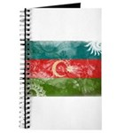 Azerbaijan Flag Journal