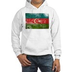 Azerbaijan Flag Hooded Sweatshirt