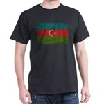 Azerbaijan Flag Dark T-Shirt