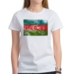 Azerbaijan Flag Women's T-Shirt