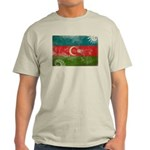 Azerbaijan Flag Light T-Shirt