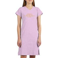 Cute Lorax Women's Nightshirt