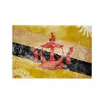 Brunei Flag Rectangle Magnet (10 pack)