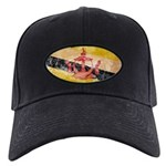 Brunei Flag Black Cap