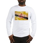 Brunei Flag Long Sleeve T-Shirt