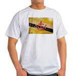Brunei Flag Light T-Shirt