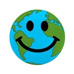Smiling Earth Smiley 3.5