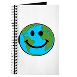 Smiling Earth Smiley Journal
