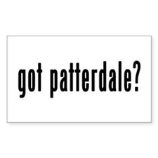 GOT PATTERDALE Decal