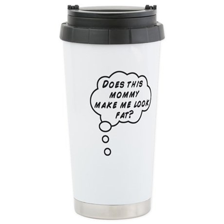 Baby Fat Ceramic Travel Mug