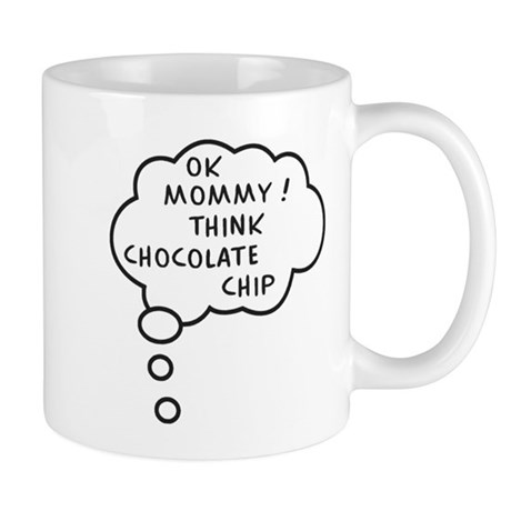 Think Mommy Mug