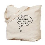 So Cute Tote Bag