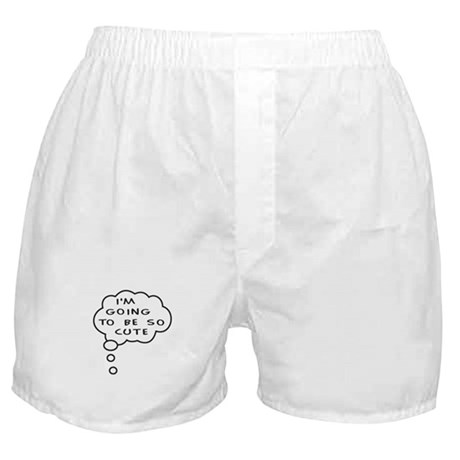So Cute Boxer Shorts