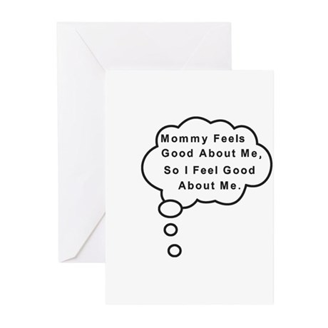 Shared Feelings Greeting Cards (Pk of 10)