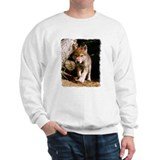 Approaching Wolf Pup Sweater