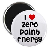 "I * Zero Point Energy 2.25"" Magnet (10 pack)"