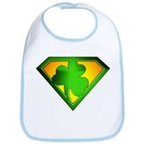 Super Shamrock Bib