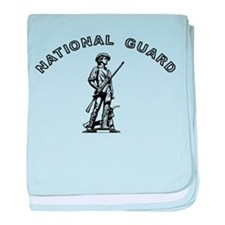 Army National Guard baby blanket