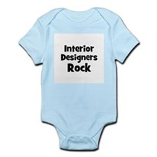 INTERIOR DESIGNERS  Rock Infant Creeper
