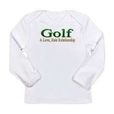 Golf Long Sleeve Infant T-Shirt