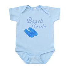 Beach Bride Infant Bodysuit