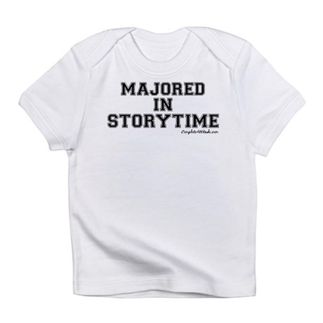 Majored In Storytime Infant T-Shirt