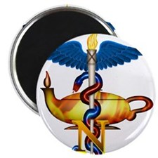 "Future Nurse 2.25"" Magnet (100 pack)"