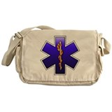 Star of Life(EMS) Messenger Bag