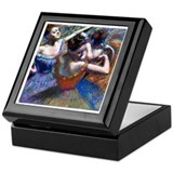 Degas - Dancers 1899 Keepsake Box