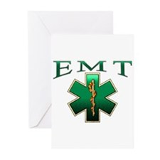 EMT(Emerald) Greeting Cards (Pk of 20)