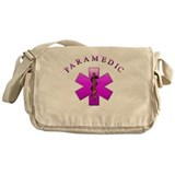 Paramedic(pink) Messenger Bag
