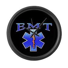 EMT Large Wall Clock